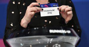 Sorteggi Champions League Atalanta