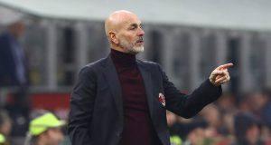 Stefano Pioli arbitro Manganiello Milan Sassuolo