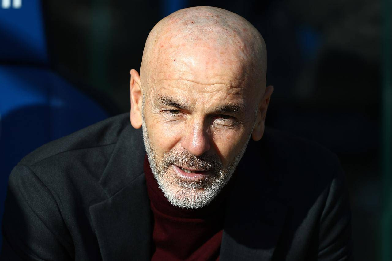 Stefano Pioli Atalanta Milan