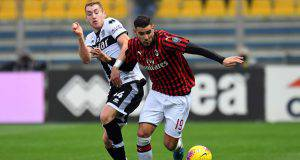 Theo Hernandez Kulusevski Parma Milan