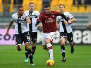 Theo Hernandez Parma-Milan