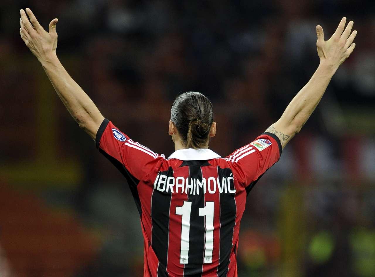 Zlatan Ibrahimovic Milan dichiarazioni
