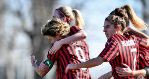 AC Milan Femminile Pink Bari