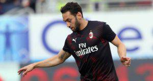 Hakan Calhanoglu Arsenal