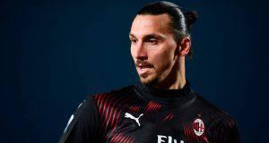 Zlatan Ibrahimovic Brescia Milan