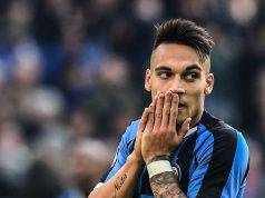 Lautaro Martinez derby Inter Milan