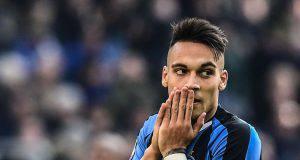 Lautaro Martinez derby Inter Milan