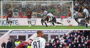 Milan Udinese andata ritorno