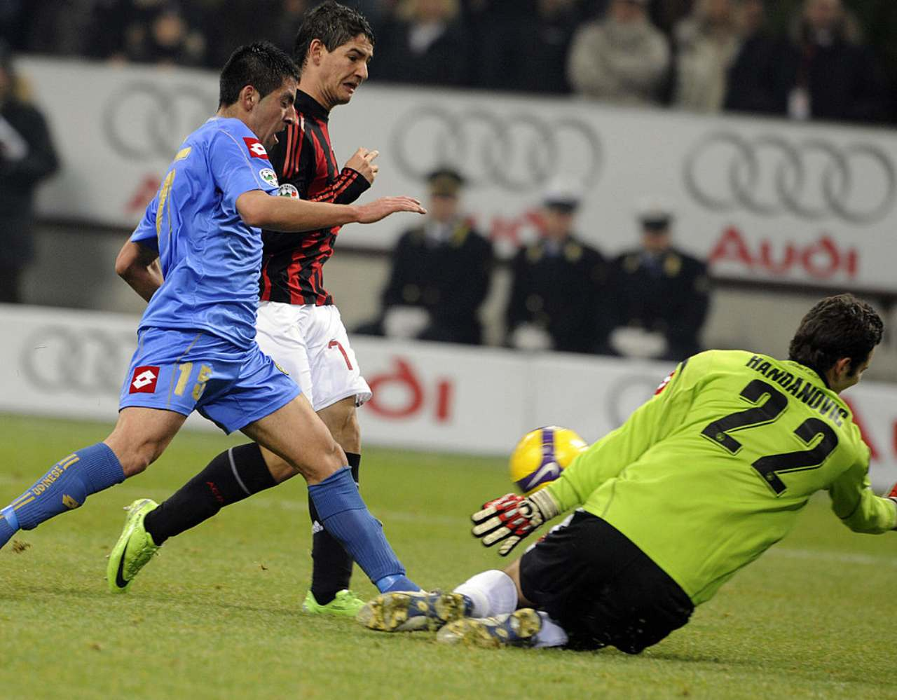 Pato Milan-Udinese
