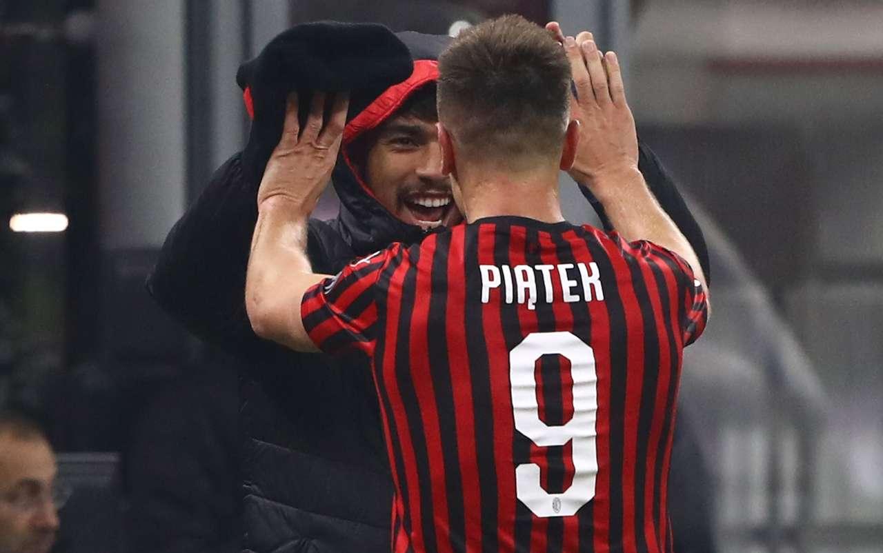 Per Corini è tutto a zero contro Pioli e il Milan
