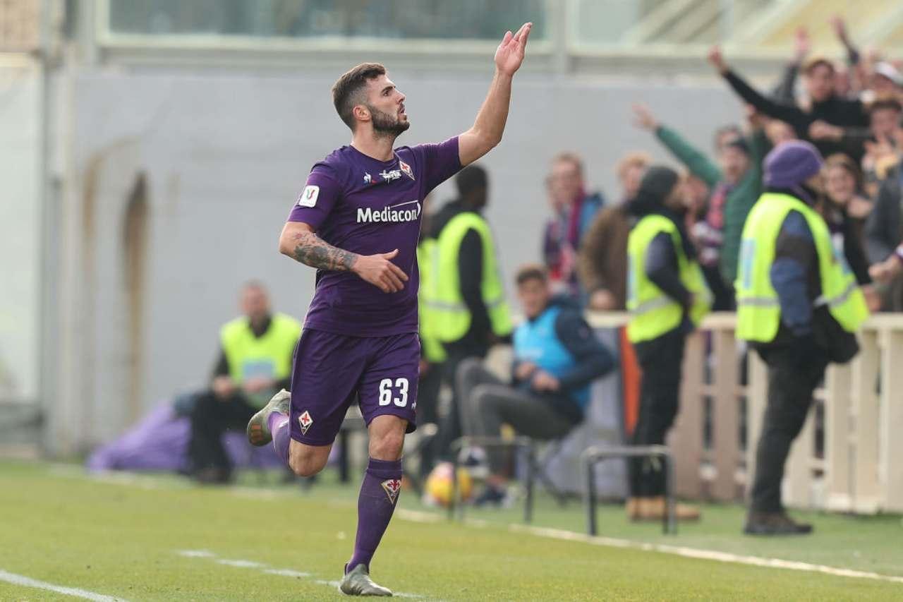 Patrick Cutrone Fiorentina