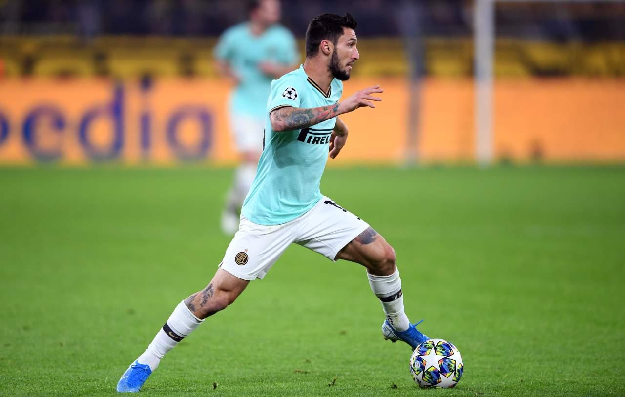 Matteo Politano Inter Milan