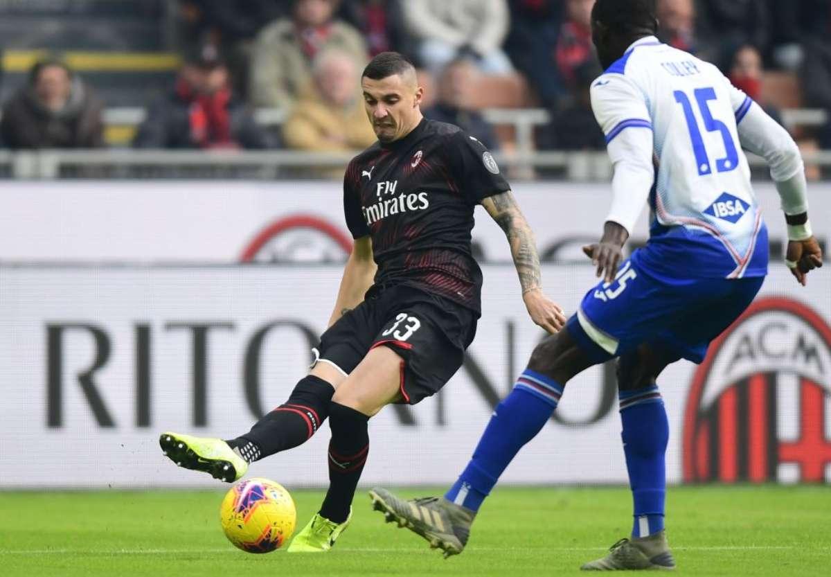 Rade Krunic Milan Sampdoria