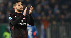 Theo Hernandez ha deciso futuro Milan