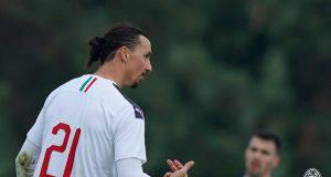Zlatan Ibrahimovic Milan-Rhodense
