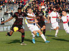 highlights cagliari milan