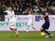 Rebic Fiorentina-Milan