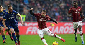 Ante Rebic Milan Hellas Verona
