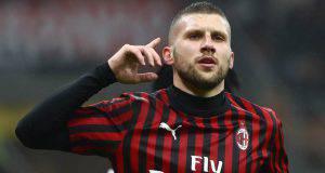 Ante Rebic vuole Milan e record