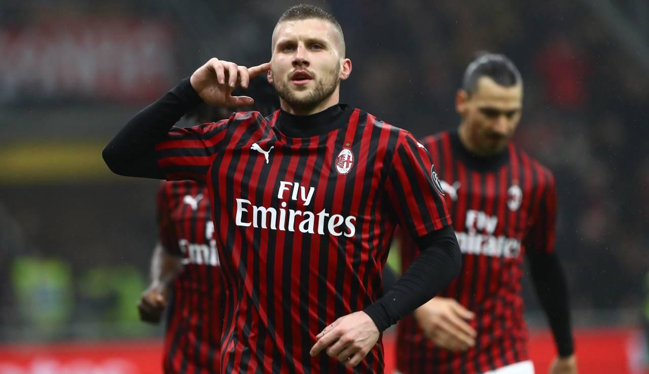 Ante Rebic Milan Torino