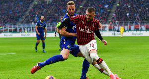 Ante Rebic Milan Verona