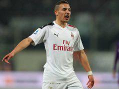 Ismael Bennacer Fiorentina AC milan