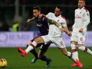 Hakan Calhanoglu Castrovilli Fiorentina Milan