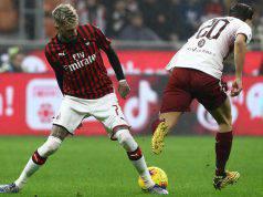 Samuel Castillejo Edera Milan Torino