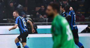 Stefan de Vrij Inter-Milan