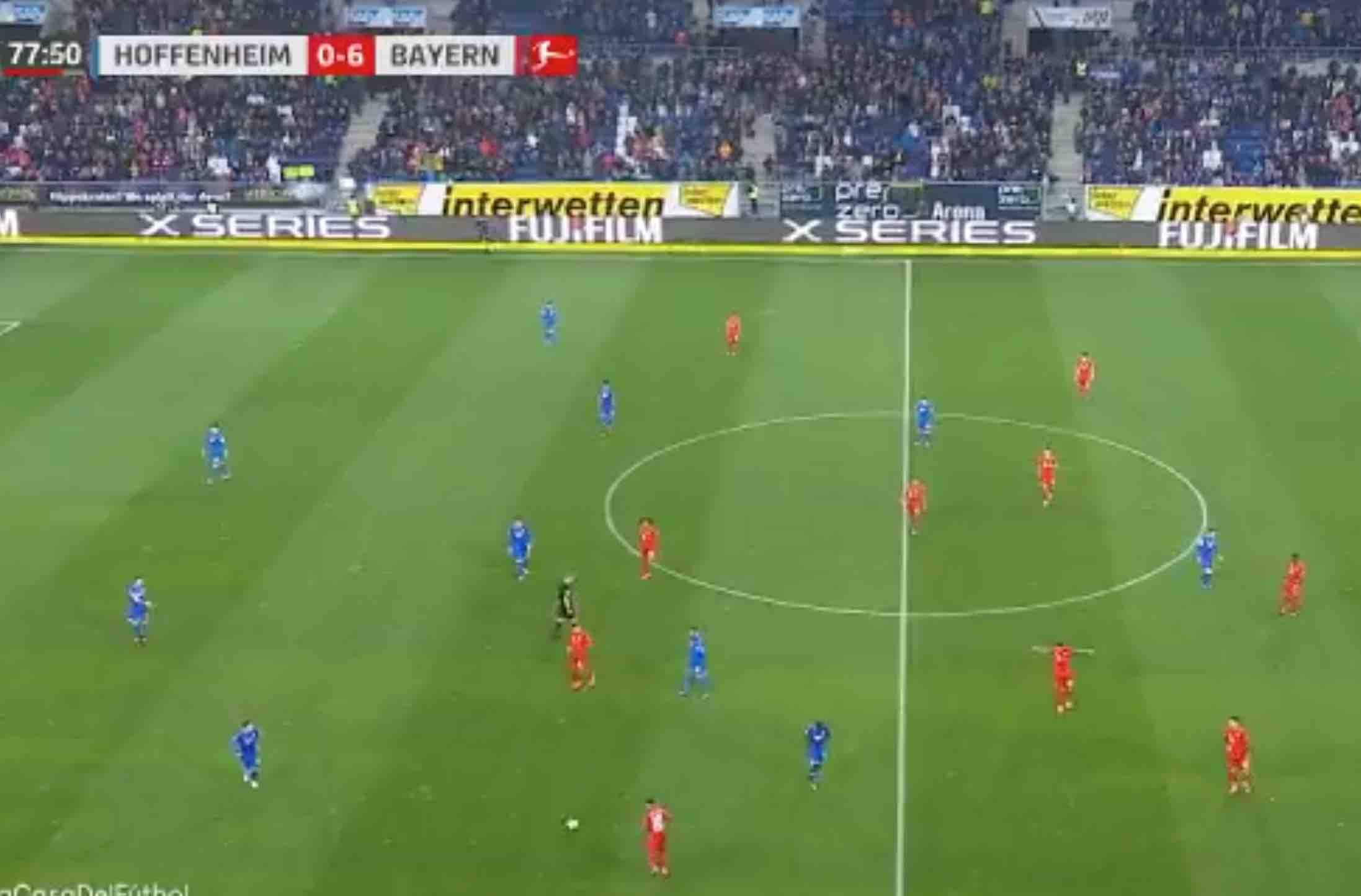 Hoffenhaim-Bayern Monaco