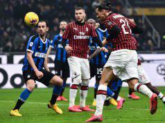 Zlatan Ibrahimovic gol derby Inter Milan