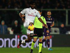 Franck Kessie Fiorentina Milan