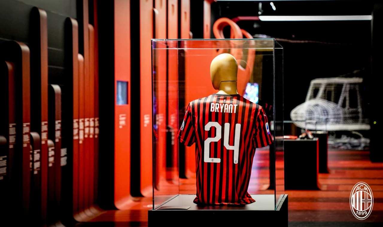 Kobe Bryant Maglia Milan