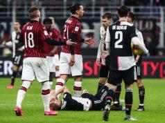 Milan Juventus quando si gioca