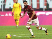 Mateo Musacchio AC Milan