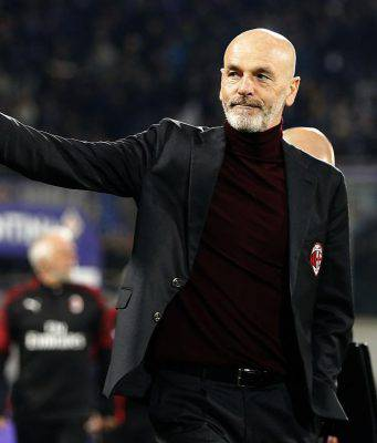 Stefano Pioli Fiorentina Milan