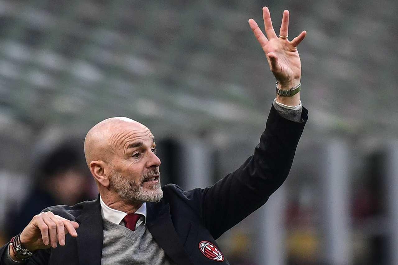 Pioli Stefano Milan Verona