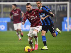 Rebic Ante Inter Milan