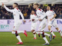 Ante Rebic Fiorentina Milan