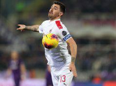 Romagnoli Alessio Fiorentina Milan