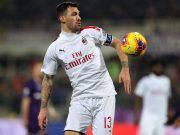 Romagnoli Alessio AC Milan