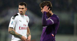 Alessio Romagnoli Fiorentina Milan
