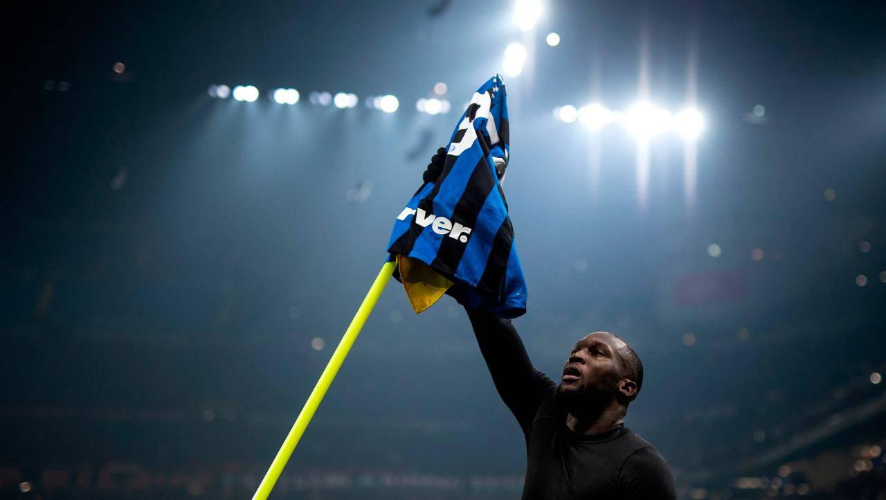 Romelu Lukaku Inter Milan
