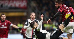 Juventus Milan orario