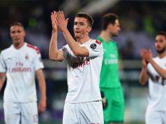 Saelemaekers in Fiorentina-Milan