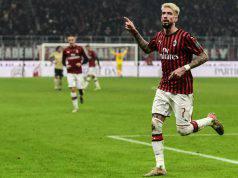 Samu Castillejo AC Milan