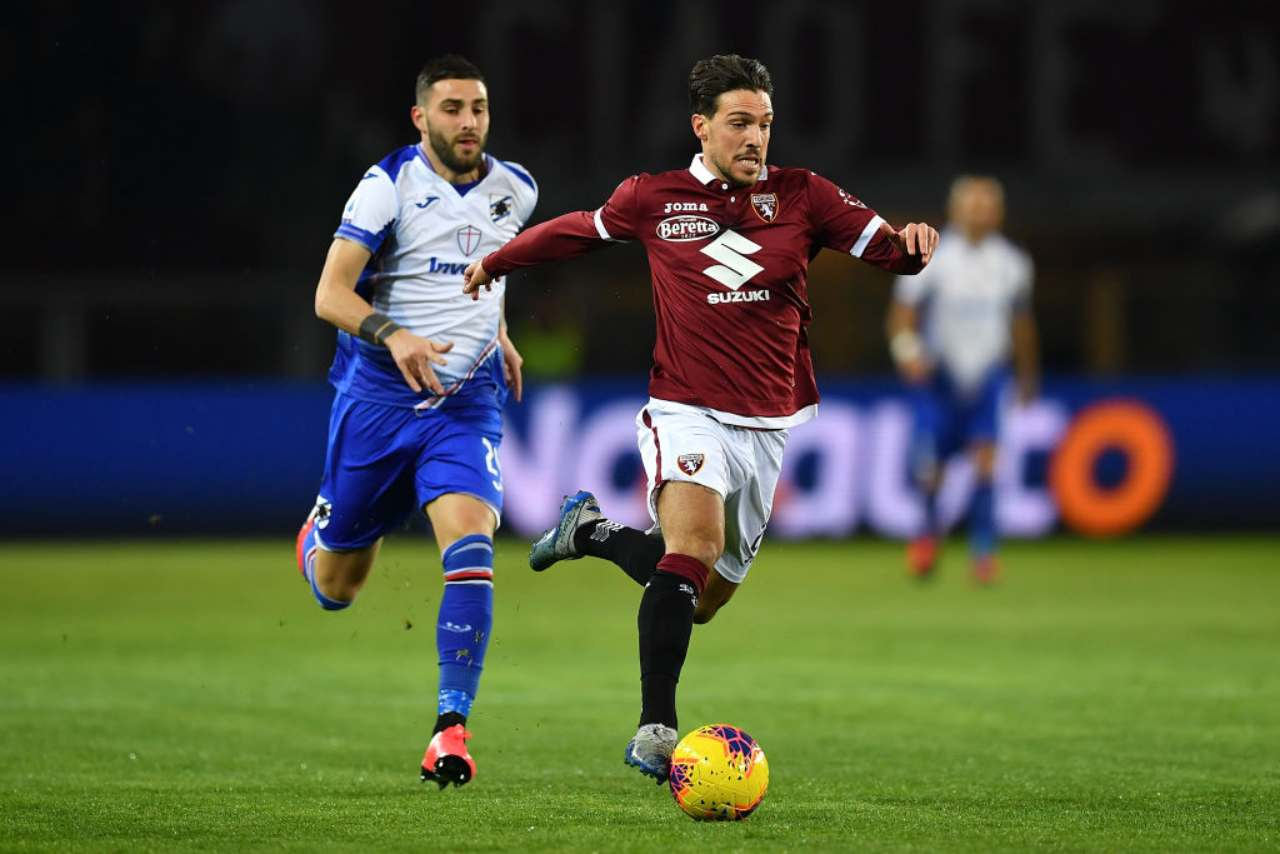 Verdi Torino-Sampdoria