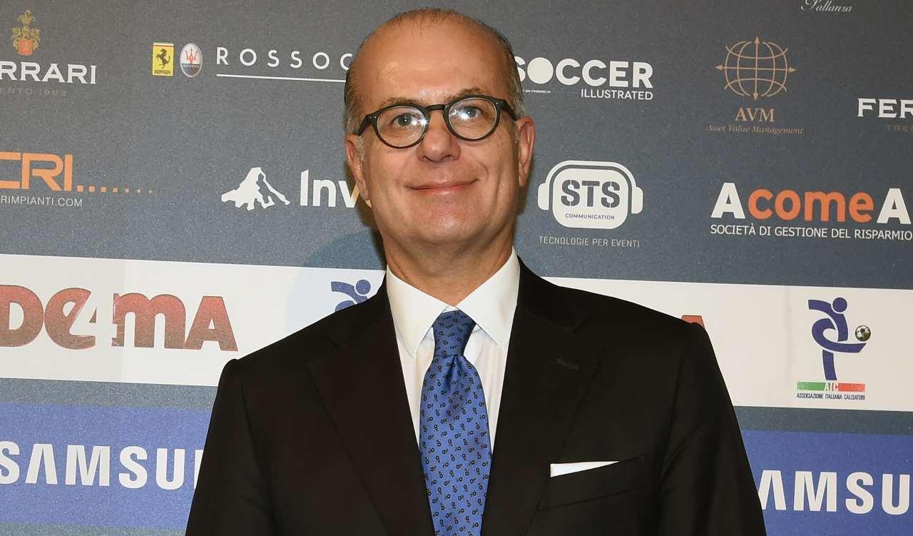 Umberto Gandini, amministratore delegato della Lega Basket