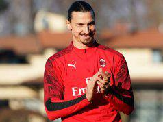 Rientro Ibrahimovic data