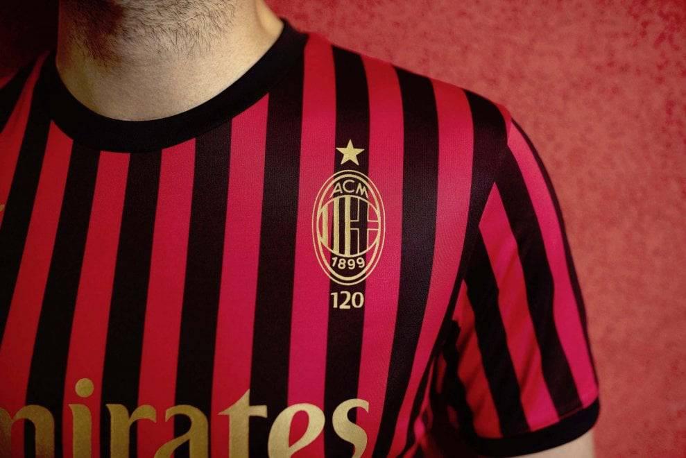 Altro sponsor Milan